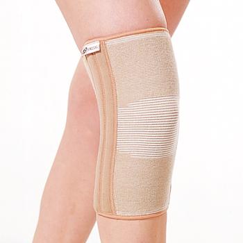 CLOSED SPIRAL KNEE SUPPORT