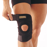 Open Patella Knee Support